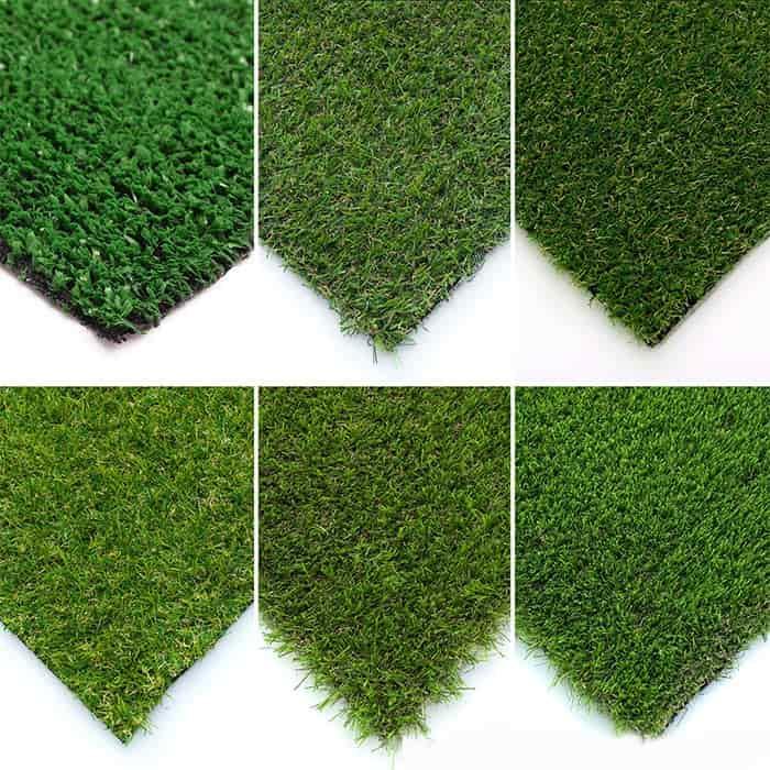 рулонная трава. цвет